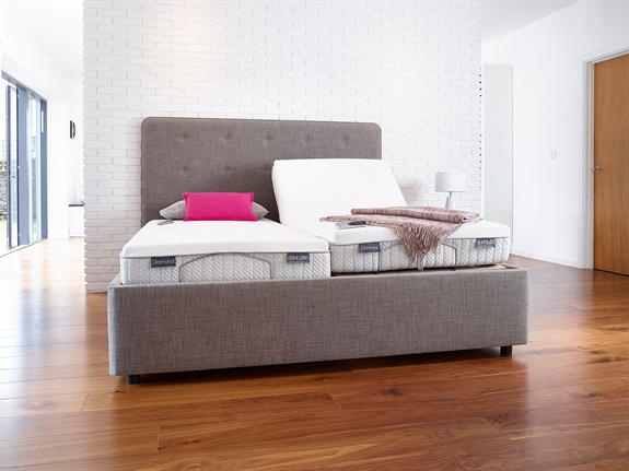 Dunlopillo beds mattresses pillows buy at doorway for Divan unwind