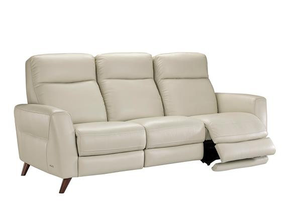 Large Power Recliner Sofa