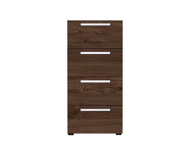 Nolte Alegro Base 4 Drawer Chest Buy At Doorway To