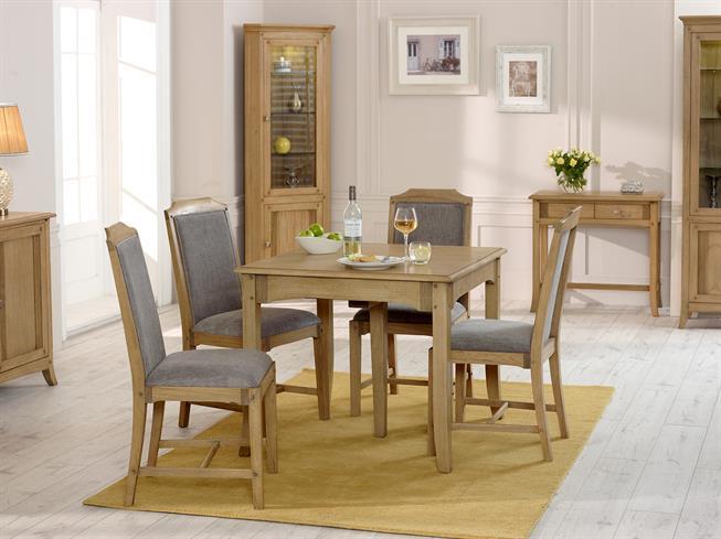 Haven Small Extending Dining Table Buy At Doorway To Value Chorley