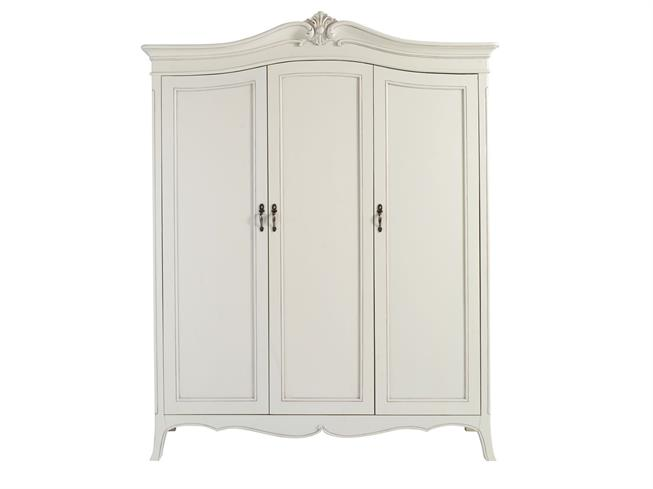 Bedroom Furniture Bedroom Ranges Isabel 3 Door Robe