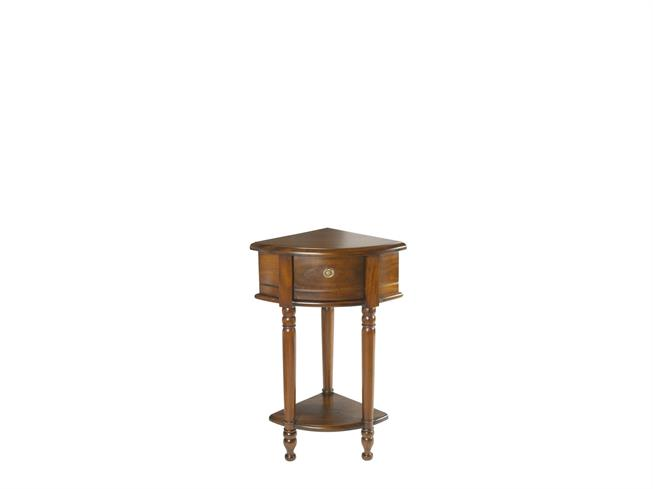 Corner Foyer Table Corner Console Table Accent Tables Empire Mahogany Occasional Corner Table