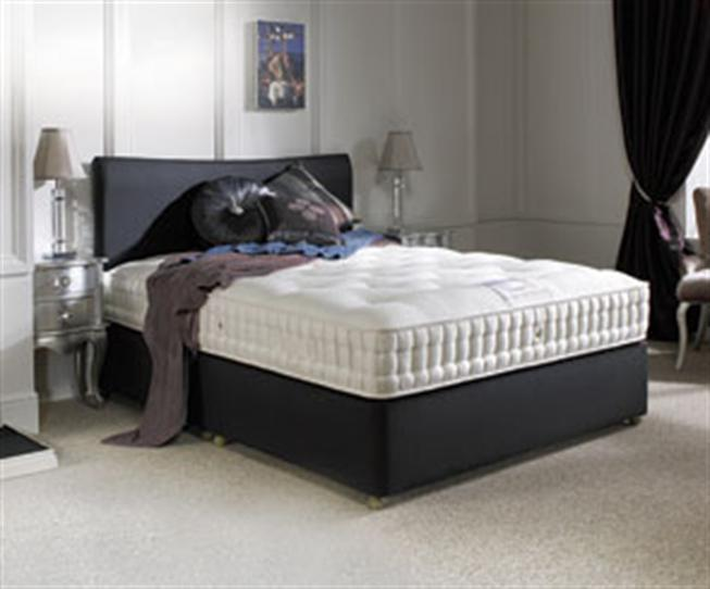 Harrison the natural choice 2 range 180cm super king for Super king divan set