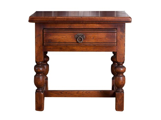Buy oak lamp table doorway to value chorley for Oak lamp table 60cm high