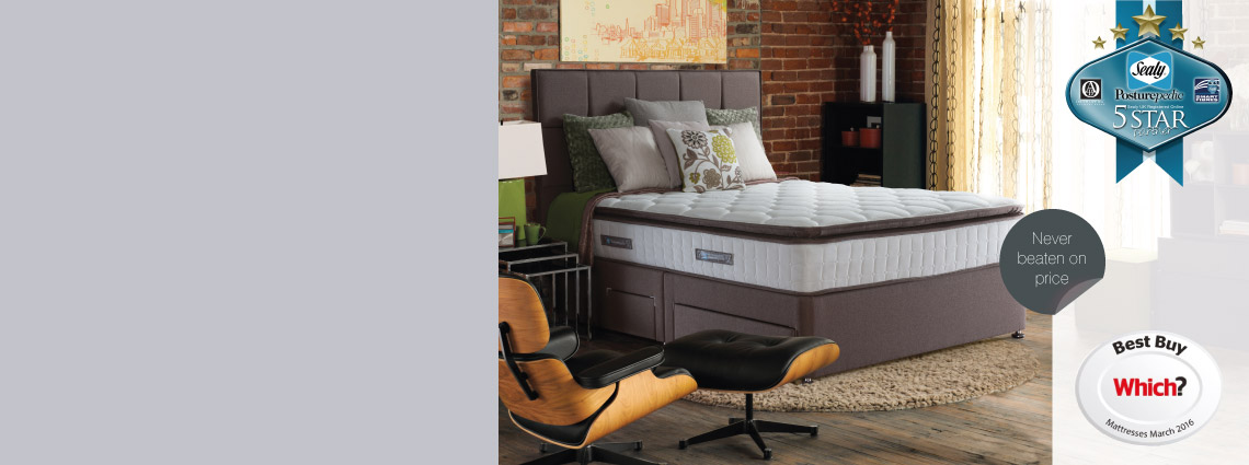 Sealy Beds And Mattresses Buy At Doorway To Value Chorley