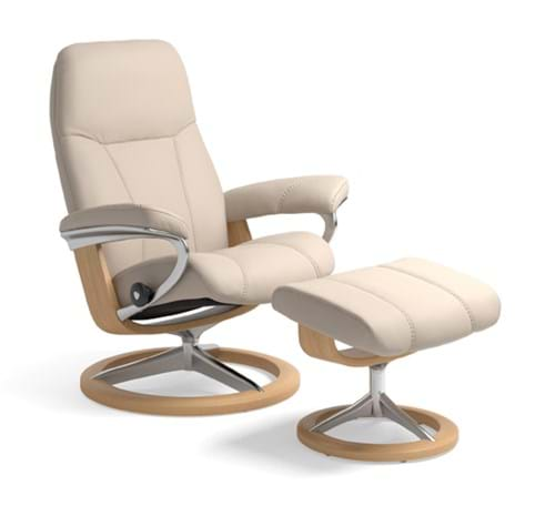 ekornes stressless consul chair