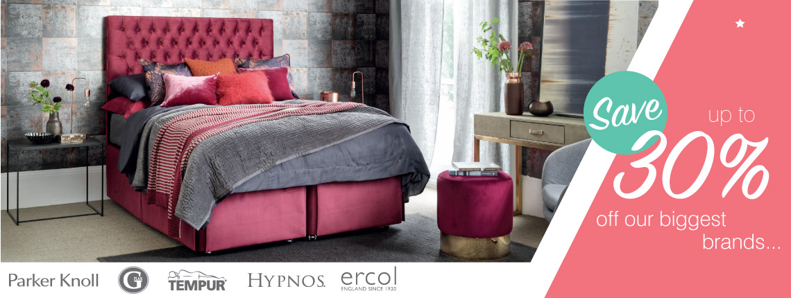 Brands sale - beds hypnos