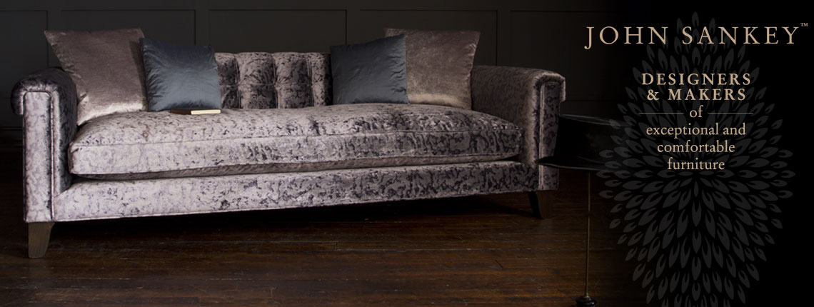 John Sankey Luxury Sofas And Chairs Buy At Doorway To