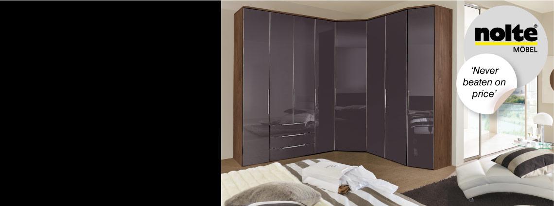 nolte bedroom furniture buy at doorway to value chorley. Black Bedroom Furniture Sets. Home Design Ideas